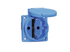 BALS Safety Outlet 16A bu