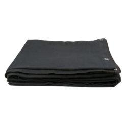 Backdrop Black 3 m (P) - 4,5 m (H)