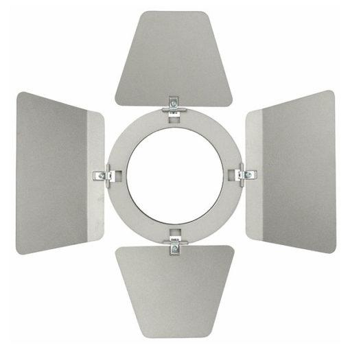 Barndoor for Compact Studio Beam Argento