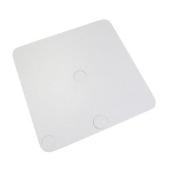 Baseplate cover 600x600mm Bianco