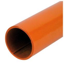 Baseplate pin 200(h)mm, Arancione (galvanizzato)