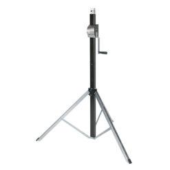 Basic 2800 Wind up stand 80kg (adattatore da 28mm a 35mm incluso)
