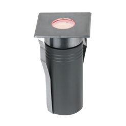 Berkely-1SQ RGB 1 LED 3-in-1 da 2 W