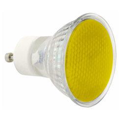 Bulb GU10 Sylvania 240V 50W, giallo