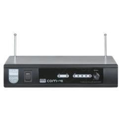 COM-41 Microfono Wireless UHF con dispositivo manuale