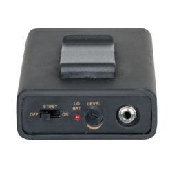 COM-41 Set strumento wireless UHF Beltpack