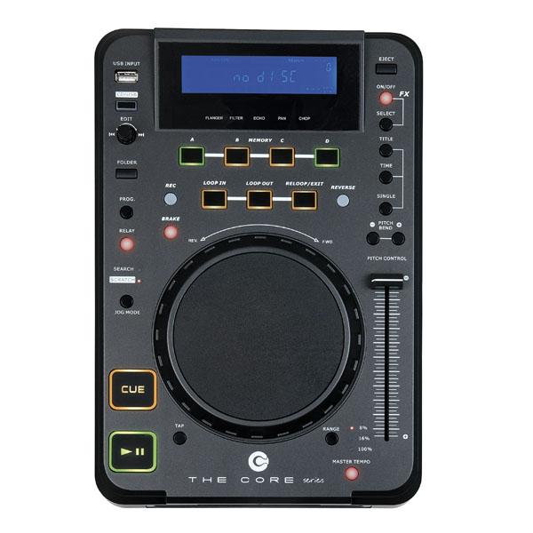 Core cdmp 750 lettore cd usb da tavolo su ingrosso audio e luci salerno - Lettore mp3 da tavolo ...