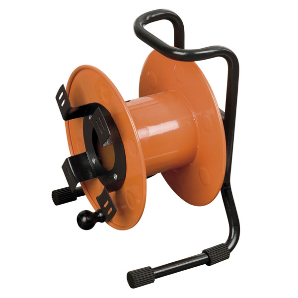 Cable Drum 27 cm Arancione