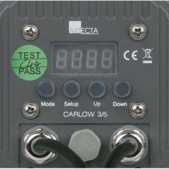 Carlow 30 RGBWA DMX 25 CA 100-240V