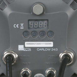 Carlow 72 RGB DMX 25 CA 100-240V