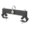 Ceiling Support 290-400mm, Nero