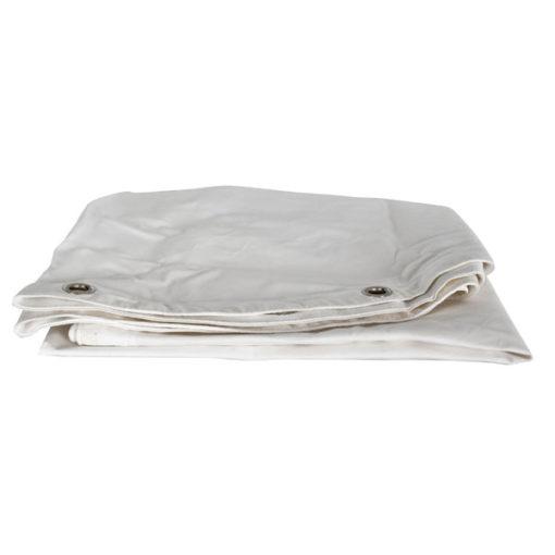 Circle Cloth White Per cerchio da 3 m