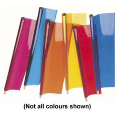 Colour Sheet 122 x 55 cm Blu perioca