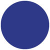 Colour Sheet 122 x 55 cm Blu scuro