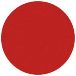 Colour Sheet 122 x 55 cm Rosso