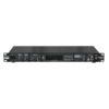 Compact 6.2 Mixer 1U 6 canali/lettore USB, 2 zone