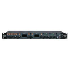 Compact 9.2 Mixer installazione 1U 9 canali, 2 zone