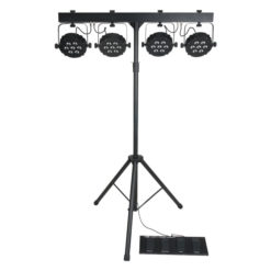 Compact Power Lightset MKII compresa borsa, pedaliera e supporto