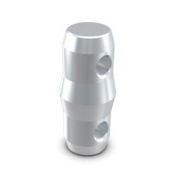 Conical spigot 8 cm, Per traliccio Pro-30