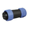 Connector female 4-pin IP68