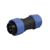 Connector male 4-pin IP68