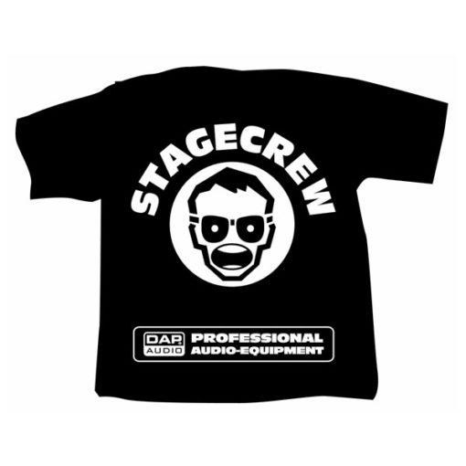DAP T-Shirt Stagecrew Taglia XL