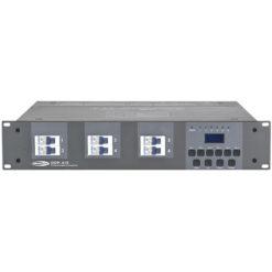 DDP-610S DigiDimPack a 6 canali, fusibile 10A, Schuko
