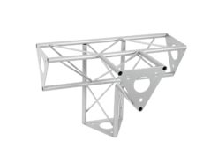 DECOTRUSS SAT-42 4-way piece / silver