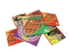 DIMAVERY 5-Stringset E-Bass, 045-125