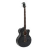 DIMAVERY AB-450 Acoustic Bass, black