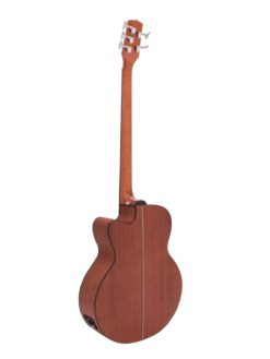 DIMAVERY AB-455 Acoustic Bass, 5-string, nature