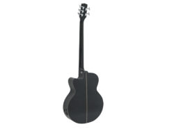 DIMAVERY AB-455 Acoustic Bass, 5-string, schwarz