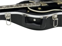DIMAVERY ABS Case for LP guitar
