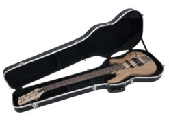 DIMAVERY ABS Case for electric-bass