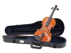 DIMAVERY ABS case for 4/4 violin