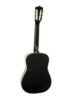 DIMAVERY AC-303 Classical Guitar 1/2, bk