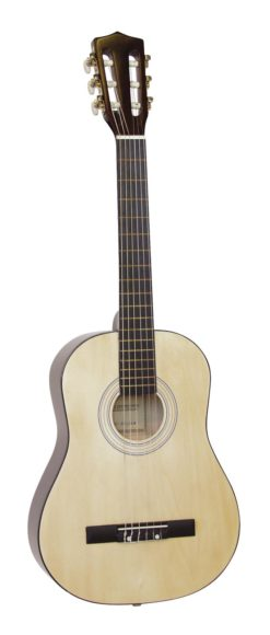 DIMAVERY AC-303 Classical Guitar 1/2, nat