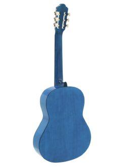 DIMAVERY AC-303 Classical Guitar, Blueburst