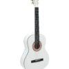 DIMAVERY AC-303 Classical Guitar, white