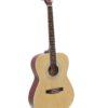 DIMAVERY AW-303 Western guitar nature