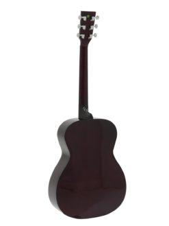 DIMAVERY AW-303 Western guitar sunburst