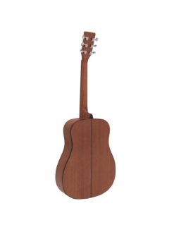 DIMAVERY AW-380 Western guitar, nature