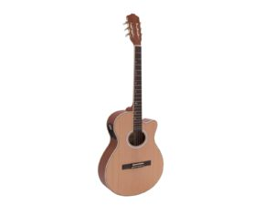 DIMAVERY CN-500 Classical guitar, nature
