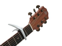 DIMAVERY Capodaster for Western & E-Guitar KA-1