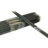 DIMAVERY DDS-5A Drumsticks,maple, black