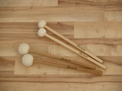 DIMAVERY DDS-Bass Drum Mallets, small