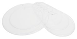 DIMAVERY DH-08 Drumhead milky