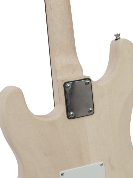 DIMAVERY DIY ST-20 Guitar construction kit