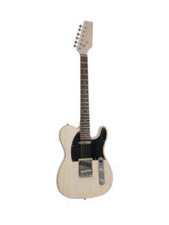 DIMAVERY DIY TL-10 Guitar construction kit