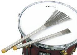 DIMAVERY DJB-2 Jazz Brushes, telescopic